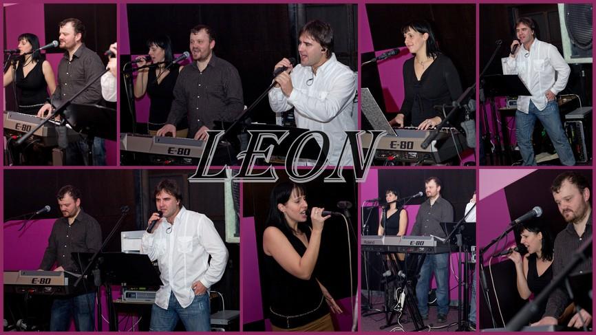 Hudební skupina Leon a Hanka Hudba na svatbu Opava